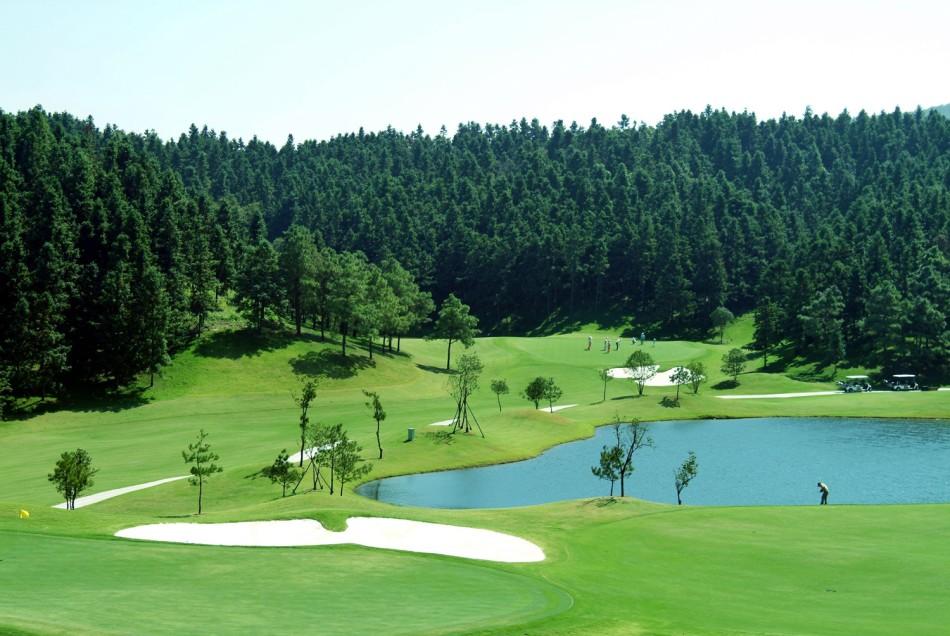 Gingko Lake International Golf Club (银杏湖球场)