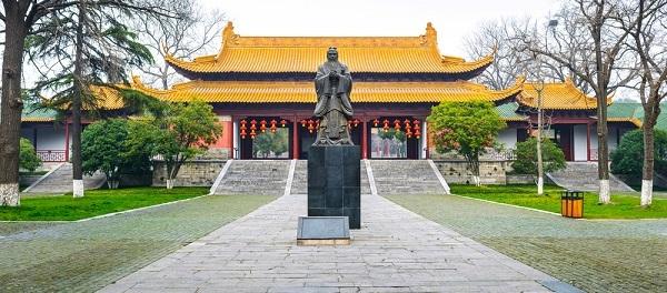 พิพิธภัณฑ์มีชีวิตหนานจิง (Nanjing Museum)